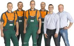 Teamaufnahme Land- u. Gartentechnik Friedrich GmbH
