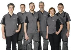 Teamaufnahme Bernd Keyselt