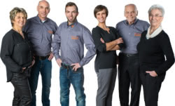 Teamaufnahme Matterstock GmbH