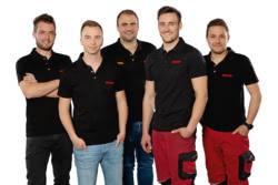 Teamaufnahme Milde GmbH