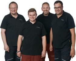 Teamaufnahme Deterding GmbH