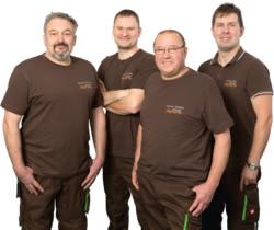 Teamaufnahme Motorgeräte-Service-Team Pscherer GmbH & Co. KG