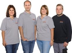 Teamaufnahme Hohstatt Motorgeräte GmbH