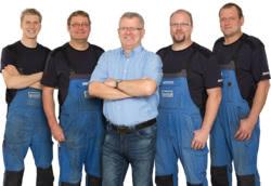 Teamaufnahme Weymann Technik GmbH