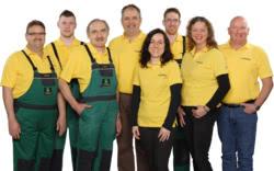 Teamaufnahme Chorbacher GmbH