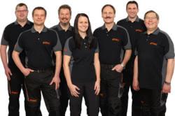 Teamaufnahme Schafroth Motorgeräte GmbH & Co. KG