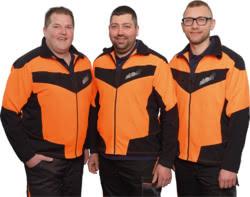 Teamaufnahme WMS Vertriebs GmbH