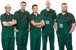 Teamaufnahme Kulow GmbH