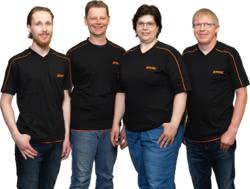 Teamaufnahme Eisenwaren Bohde GmbH
