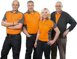 Teamaufnahme Bayerlein GmbH