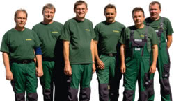 Teamaufnahme Endress Doberschütz GmbH