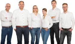 Teamaufnahme Gartenland GmbH