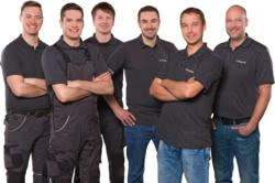 Teamaufnahme Maschinenhandel Steingrobe GmbH