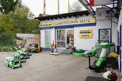 Außendienst Land-, Forst-, Gartentechnik Seitz e.K.