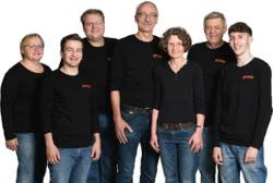 Teamaufnahme Wolfgang Reiter Kommunal- Forst- & Garten - Technik