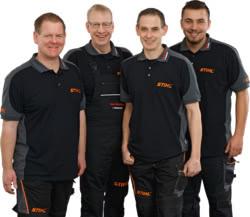 Teamaufnahme Timm Maschinen GmbH