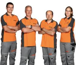 Teamaufnahme BSV Schmidhammer GmbH Land-Garten-Forsttechnik