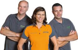 Teamaufnahme HAGRA AG