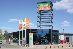 Außendienst Motorgeräte Arndt GmbH