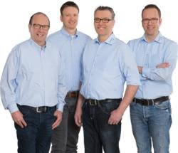 Teamaufnahme AGRAVIS Technik Münsterland-Ems GmbH