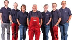 Teamaufnahme Moerschen GmbH & Co. KG
