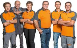 Teamaufnahme Melkzentrum Maget GmbH & Co.KG