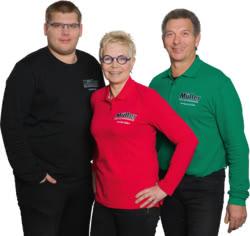 Teamaufnahme Müller Forst- und Gartentechnik