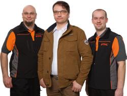 Teamaufnahme Lothar Piotrowsky