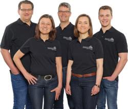 Teamaufnahme Perret GmbH
