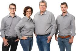 Teamaufnahme Stefan Kirwel Landtechnik e.K.