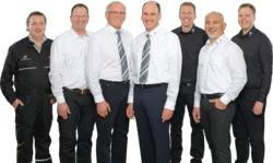 Teamaufnahme GG Gebhard + Gehring GmbH