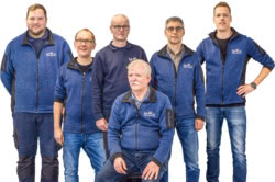 Teamaufnahme Ludden GmbH