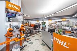 Innenansicht Melkzentrum Maget GmbH & Co.KG