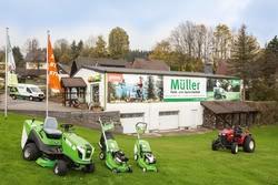 Außendienst Müller Forst- und Gartentechnik