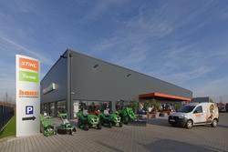 Außendienst Hans Motorgeräte GmbH