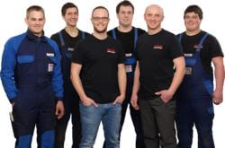 Teamaufnahme Ritter Maschinen GmbH