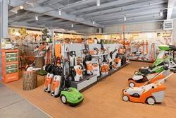 Innenansicht Müller Professional Store