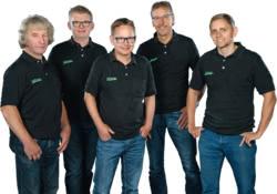 Teamaufnahme Raiffeisen Technik Nord-West GmbH