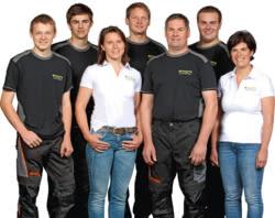 Teamaufnahme Georg Gerg Landmaschinen, Garten- und Forsttechnik