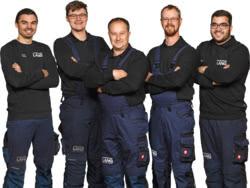 Teamaufnahme Landtechnik Lang