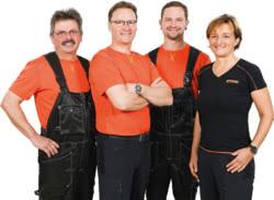 Teamaufnahme Forst- und Gartengeräte Kai Fiebig