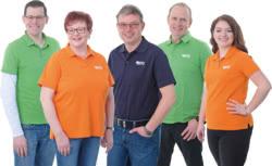 Teamaufnahme FFI GmbH