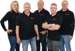 Teamaufnahme Seippel Landmaschinen GmbH