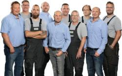 Teamaufnahme Baasch Maschinen & Service