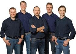 Teamaufnahme Volksbank Raiffeisenbank eG