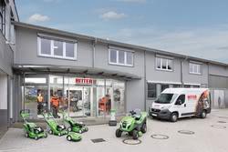 Außendienst Ritter Maschinen GmbH