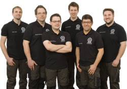 Teamaufnahme Peter Belousow GmbH