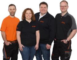 Teamaufnahme Hund & Spies GmbH & Co. KG
