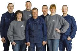 Teamaufnahme RoWaK GmbH