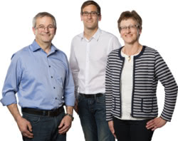 Teamaufnahme Andreas Hohenester Land-und Gartentechnik